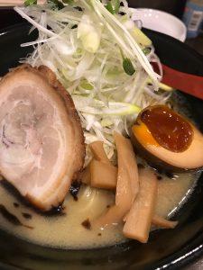 Gakuの鶏白湯